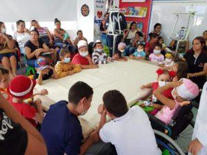 La actividad deportiva que se realizará el 9 de diciembre, tiene como objetivo beneficiar a los niños de la Fundación Hope.  - Suministrada/GENTE DE CAÑAVERAL