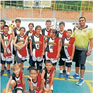 Niños y grandes pueden formar parte de los equipos del Club deportivo Búfalos  - Suministrada/GENTE DE CAÑAVERAL