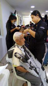 Más de 70 personas participaron en la jornada social.  - Suministrada/ GENTE DE CAÑAVERAL