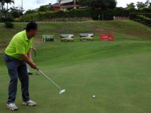 Durante dos días los jugadores aficionados de Bucaramanga y de otras ciudades del país disputarán este torneo.  - Suministrada/GENTE DE CAÑAVERAL