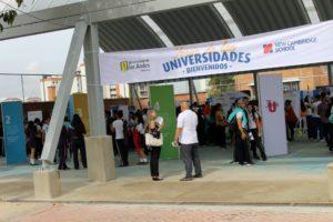 Los estudiantes tendrán la oportunidad de conseguir la información de diferentes universidades y elegir su carrera. - Suministrada/GENTE DE CAÑAVERAL