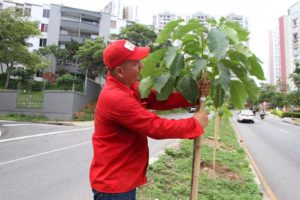 Con esta iniciativa, el AMB busca crear un cultura ambiental en Bucaramanga y el área metropolitana.  - Suministrada/ GENTE DE CAÑAVERAL