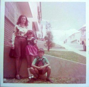 La familia Mantilla Moreno fue una de las primeras que llegó a residir en Cañaveral Oriental. - Suministrada/GENTE DE CAÑAVERAL