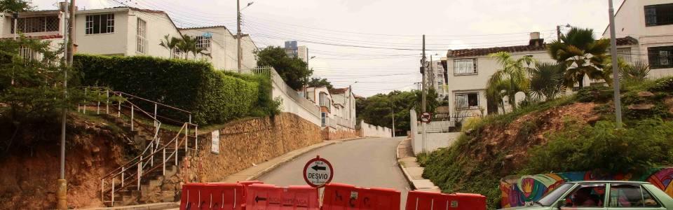 Desvío en Molinos Altos por obras del tercer Carril