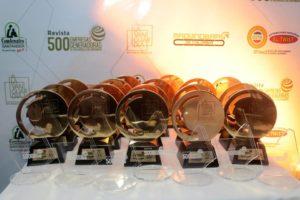 Este evento es organizado por Vanguardia y la revista 500 Empresas Generadoras de Desarrollo en Santander. - Archivo /GENTE DE CAÑAVERAL