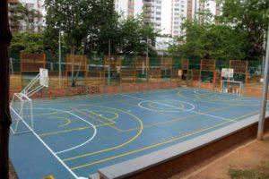 La comunidad también solicita un cerramiento para el escenario deportivo.  - Archivo/GENTE DE CAÑAVERAL