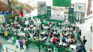 El Centro Comercial ofrece un escenario cómodo para que los visitantes puedan disfrutar de un ambiente familiar.  - Suministrada/GENTEDE CAÑAVERAL
