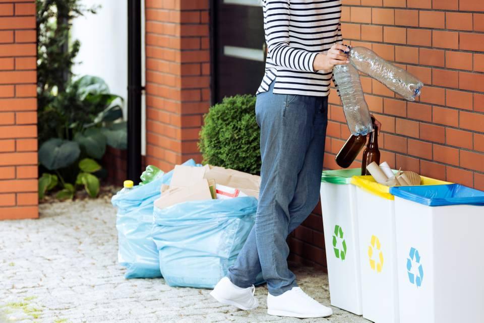 Los residentes de conjuntos y edificios pueden contribuir, desde sus casas, con el cuidado del medio ambiente. - Banco de Imágenes/ GENTE DE CAÑAVERAL
