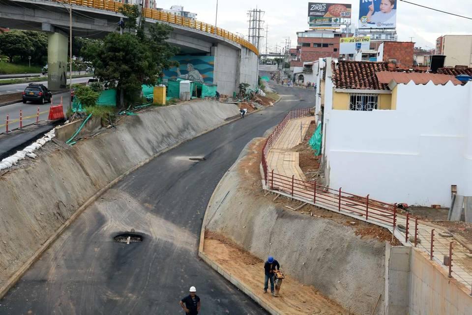Los vehículos que circulan sentido sur norte podrán utilizar esta vía a partir de 1 de julio. - Fabián Hernandez/GENTE DE CAÑAVERAL