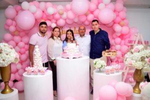 Carlos Díaz, Yolanda Muñiz , Sofía Macías, Lucas Sierra y Julián Sierra - Suministrada/GENTE DE CAÑAVERAL