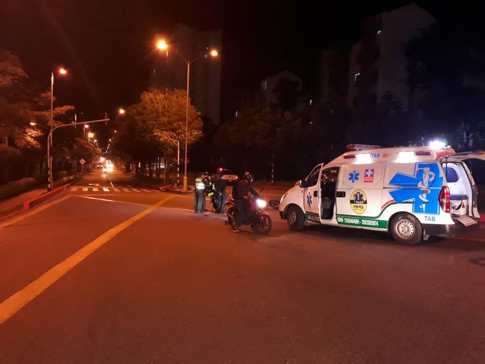 Los afectados aseguran que constantemente se presentan accidentes debido a la falta de semáforos. - Suministrada/GENTE DE CAÑAVERAL