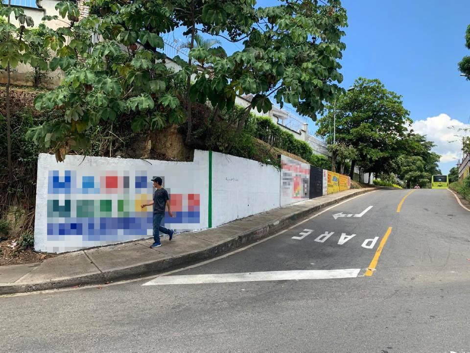Los residentes piden a las autoridades que se realicen controles para evitar que se violen las normas con la publicidad política . - César Flórez /GENTE DE CAÑAVERAL