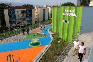 El salón comunal fue construido por la Administración Municipal para el servicio de la comunidad de Cañaveral. - Archivo/GENTE DE CAÑAVERAL