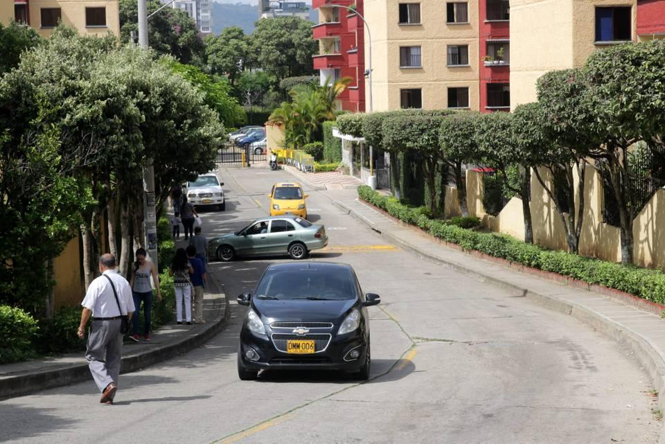 Los residentes de Cañaveral solicitaron a la Policía reforzar la vigilancia en el sector. - Archivo /GENTE DE CAÑAVERAL