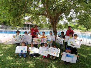 Niños desde los 3 años de edad podrán acceder a este programa bilingüe.  - Suministrada/GENTEDE CAÑAVERAL