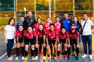 El equipo United Soccer ganador del Campeonato Femenino -Categoría Avanzadas.  - Suministradas/GENTE DE CAÑAVERAL