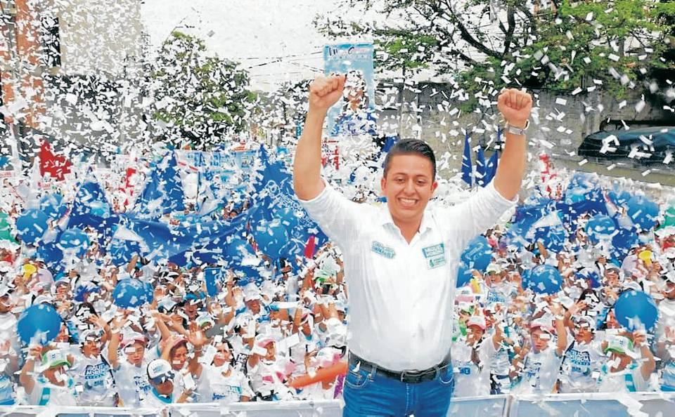 Miguel Ángel Moreno fue elegido como alcalde de Floridablanca para el periodo 2020-2023. - Facebook/GENTE DE CAÑAVERAL