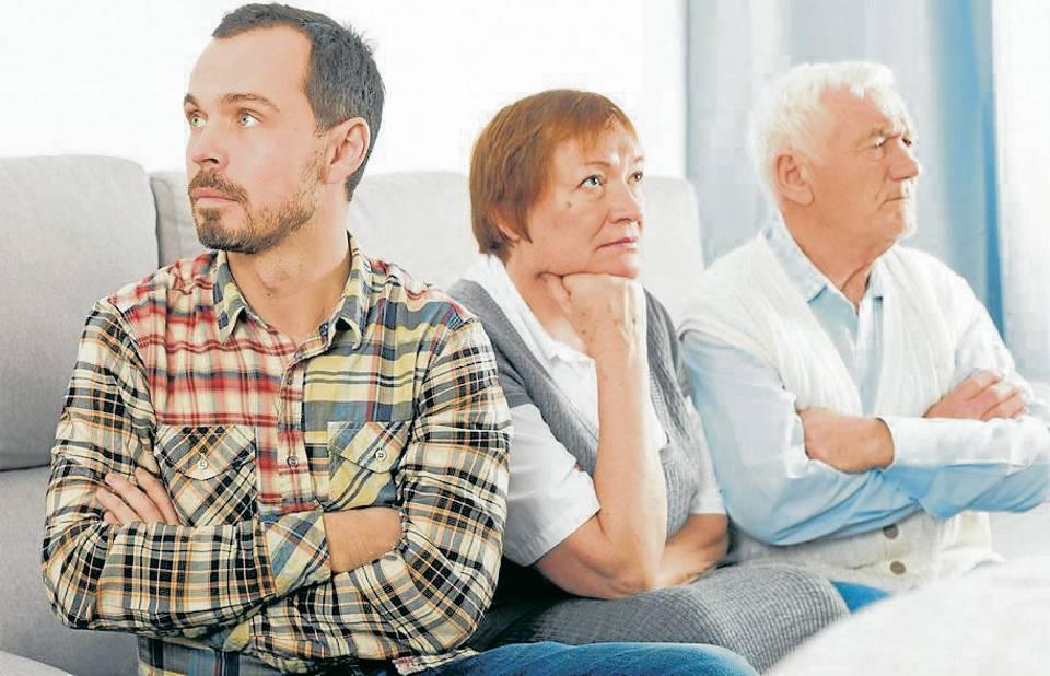 Para los expertos, los patrones heredados de la familia de la infancia pueden repercutir de manera negativa durante la vida adulta, especialmente de los hijos. - Banco de Imágenes / GENTE DE CAÑAVERAL