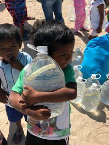Cerca de 2800 personas de 23 comunidades wayú, entre ellos 1800 niños, se beneficiarían. - Suministrada / GENTE DE CAÑAVERAL