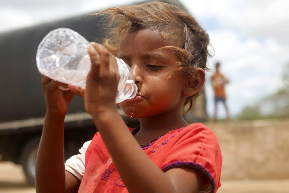 Alrededor de 1.800 niños de las 23 comunidades Wayúu de la Alta Guajira se verán beneficiados con las ayudas que se recolecten hoy y mañana. - Suministrada / GENTE DE CAÑAVERAL