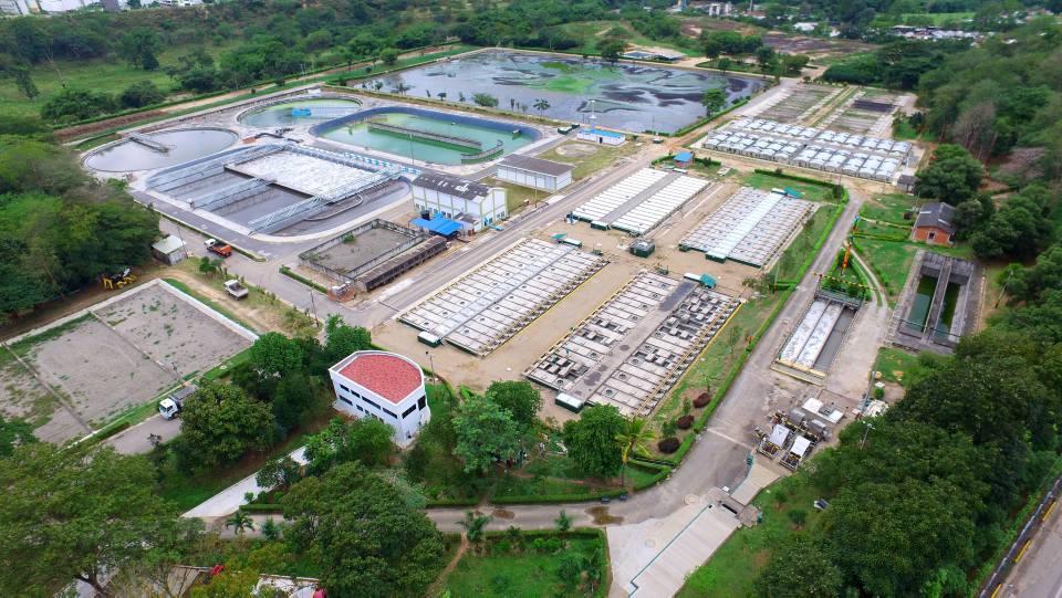 Con este proyecto habrá eficiencias superiores al 90% en remoción de carga contaminante y el tratamiento total del caudal afluente a la Planta. - Suministrada/GENTE DE CAÑAVERAL