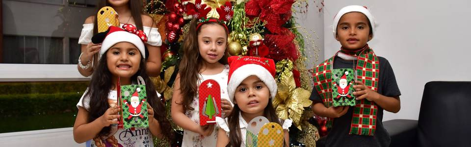 Velitas encenderán  la Navidad