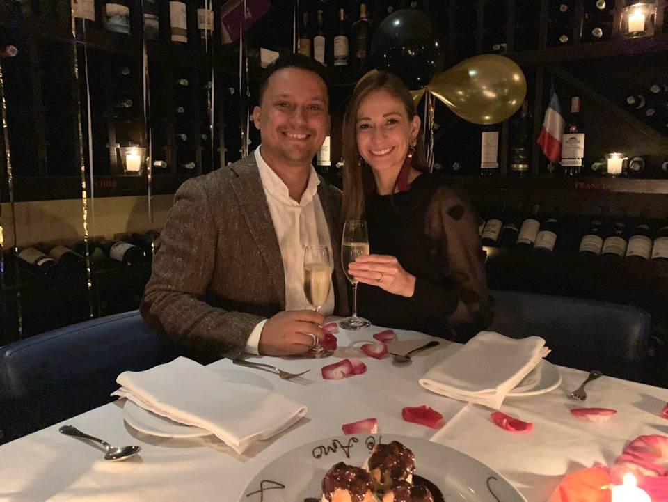 Juan David Rincón y Luisa Mejía Ardila. - Suministrada/GENTE DE CAÑAVERAL
