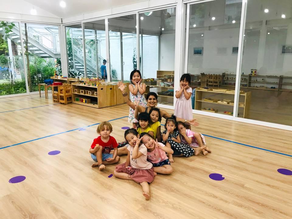 Además del trabajo con adultos, Carolina también trabaja con proyectos especiales de danza con niños. - Suministrada / GENTE DE CAÑAVERAL