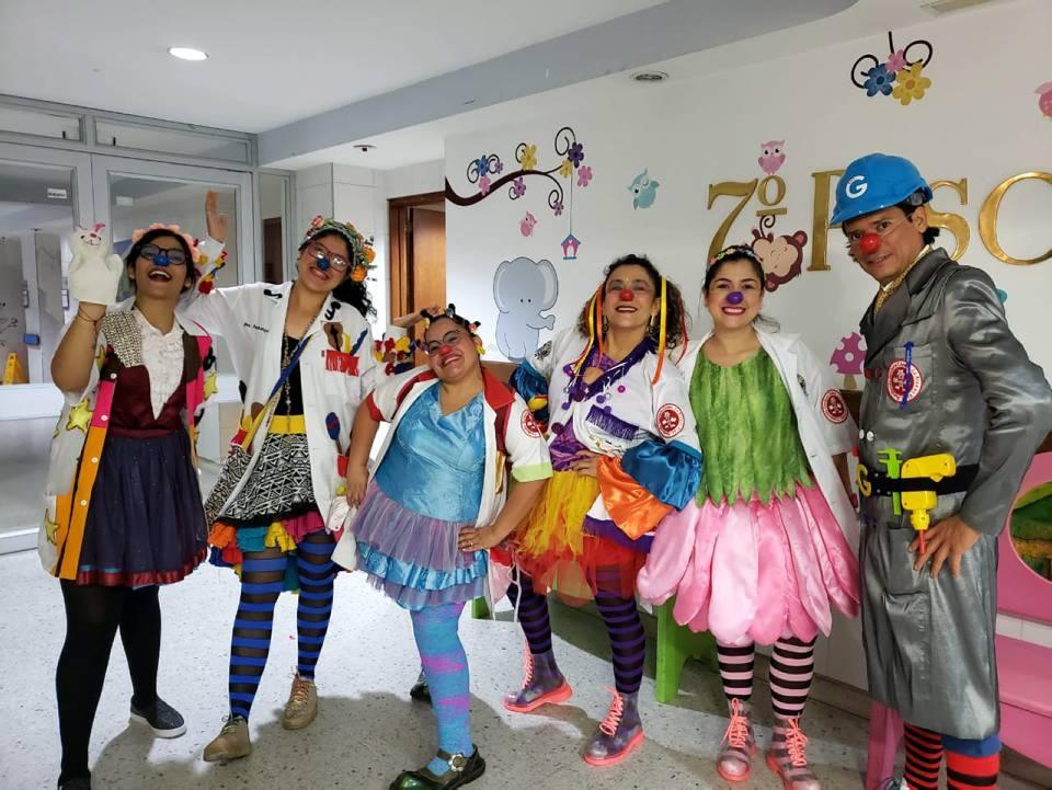 Esta organización sin ánimo de lucro sigue dedicada a impactar favorablemente en la calidad de vida de los colombianos, alegrando sus corazones. - Suministrada/GENTE CAÑAVERAL