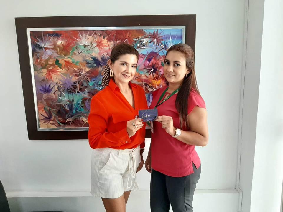Luz Mary Bernal y Paola Andrea González - Suministrada/GENTE DE CAÑAVERAL