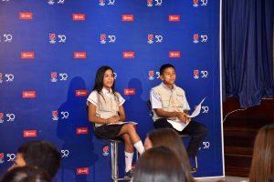 Vanguardia Kids tiene como fin mejorar la alfabetización mediática y promover habilidades de pensamiento crítico en niños. - Miguel Vergel/GENTE DE CAÑAVERAL