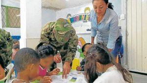 María Fernanda Oviedo se caracteriza por realizar labor social en comunidades de escasos recursos. - Suministrada/GENTE DE CAÑAVERAL