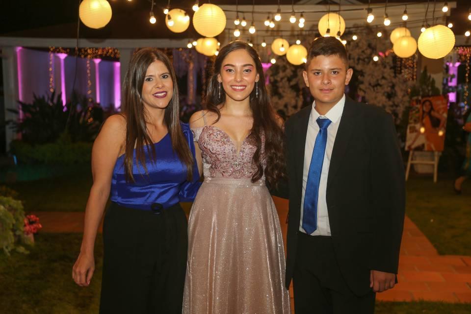 Suministrada /GENTE DE CAÑAVERALDiana María Pedraza Torres, Andrea Juliana Amaya Macias y Carlos Montoya.