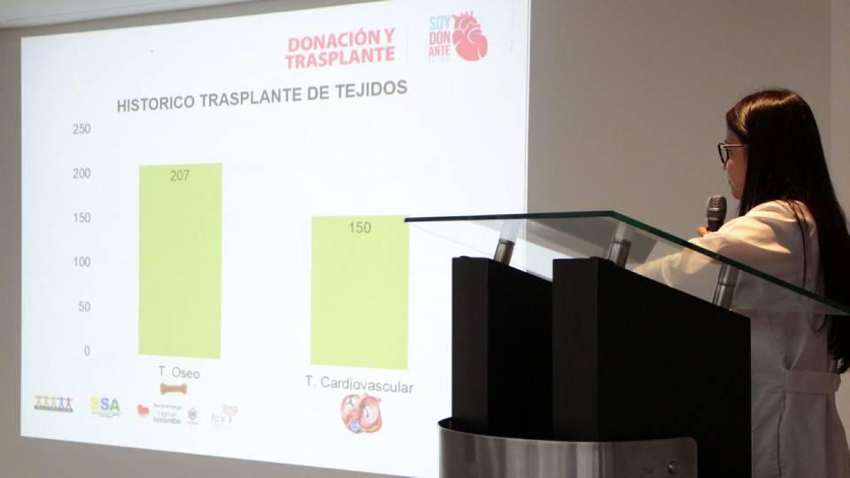 El simposio se realizará el 17 de marzo en el Instituto Cardiovascular, con el fin de que las personas que han sido transplantadas sigan mejorando su calidad de vida. - Suministrada/GENTE DE CAÑAVERAL