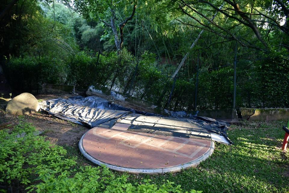 En enero el río arrasó con parte del muro que protege el conjunto Plazuela Cañaveral. - Archivo /GENTE DE CAÑAVERAL