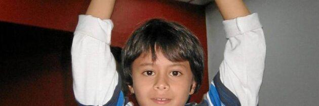 Juan David crece en el mundo del ajedrez