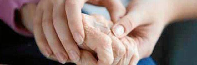 Capacitación para pacientes de Parkinson y familiares