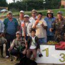 La pesca y el tenis se vivieron en Acuarela