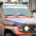 Rivera y Salcedo fueron cuartos en Nacional de Rally