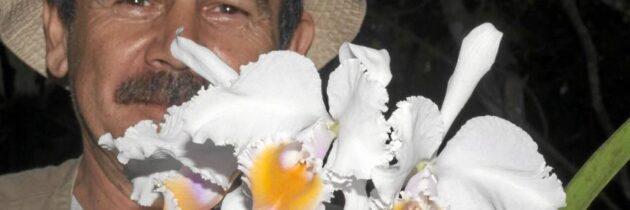 """""""Yo soy un eterno enamorado de las flores"""""""