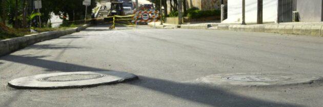 ¿Obras inconclusas en Cañaveral Panamericano?