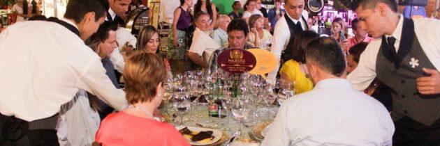'Cocina al Parque', en pro de los niños  de la fundación Amigos Esperanza de Vida