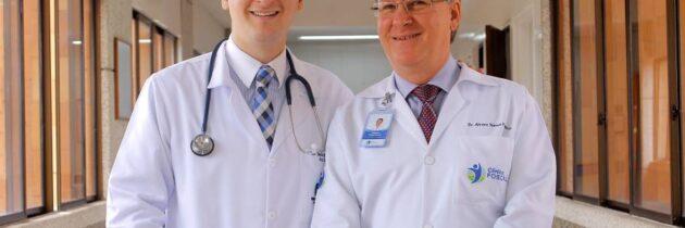 Padre y médico: Vocación  que lleva en el alma