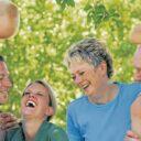 ¿Cómo integrar a los abuelos  a la familia durante su vejez?