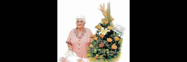 Ana Silvia López celebra un siglo de vida