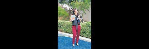 Yazmín Botero,  enamorada de la literatura infantil