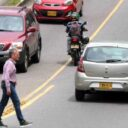 ¿Cómo se comportan  los peatones en nuestro sector?