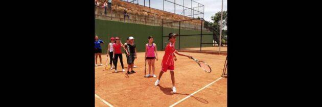 Inscripciones abierta para tenis de campo