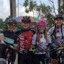 Mañana, ruta de  Mujeres al Pedal