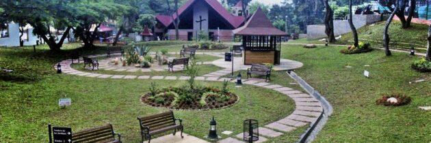 Así nació el Parque de  la Salud de El Bosque